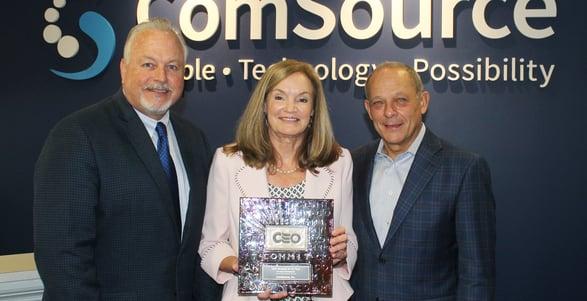ComSource Leadership Award